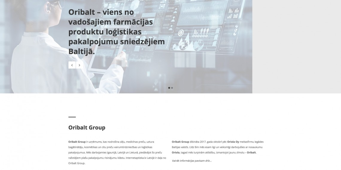 Oribalt Group